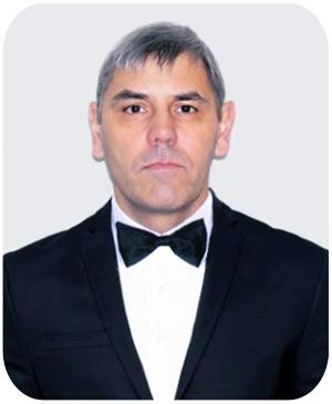 PhD, Prof. Gheorghe Radu ROŞCA