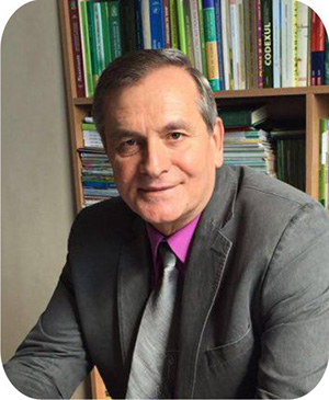 PhD, Prof. Teodor ROBU